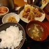 大手町【やまや 丸の内店】鶏の唐揚げ明太風味定食 ¥1100