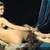 【西洋絵画】アングル-19世紀フランス美術界の最高権威