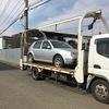 我孫子市から他人名義の車検切れ車をレッカー車で廃車の引き取りしました。