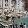 トレビの泉とナヴォーナ広場とカンピドーリオ広場。