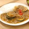 夏野菜と豚の中華カレー