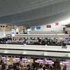 【冬のイタリア旅行記2】ツアーで行く場合の羽田空港での手続きなど