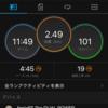 TRYING朝スイムラン練20201110