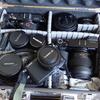 マイクロフォーサーズのカメラ一式
