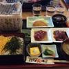🚩外食日記(51)    宮崎ランチ   「港の駅  めいつ」より、【カツオ炙り重】‼️