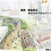 #926 「銀座・築地周辺みどりのプロムナード構想」発表 中央区築地川構想+東京都2方針 2021年7月