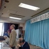 桜まつりと自治会総会シーズン
