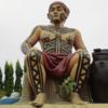 【ラジャ・フマボン像】フィリピン/セブシティ