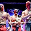【CMLL】新生ダイナマイト兄弟がメキシコトリオ王座タイトルを返上
