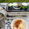 自宅焼肉で糖質制限 (都市ガス 焼肉ロースター コロナPY-1を使ってます)