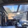 251系展望席車窓は車両カタログ?^^…キハ47&40系、251系 名残の鉄旅㊷