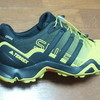 山靴 adidas TERREX SWIFT R GO