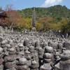 化野念仏寺(あだしのねんぶつじ)は後で調べてみるとぞっとした