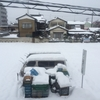 UAZのシート(レール?)修理と爽快雪かき☆(ワヅオフライヤーの初仕事)