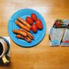 9/14(月)サンドイッチ、茹で鶏
