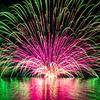日本海側最大・水中スターマイン:くろべ生地浜海上花火大会