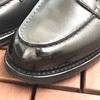 J.M.WESTON GOLFの靴磨き〜初めての鏡面〜