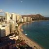 ハワイに格安に行く方法、マイルを貯めてお得に新婚旅行準備