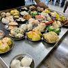 マレーシアで朝点心を食べてみた <Clan Dim Sum Restaurant>