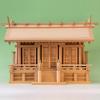いつかは使ってみたい神棚と言われることがある鳳凰三社唐戸 専門店のお宮