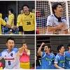 第21回全日本フットサル選手権1次R静岡会場 3日目試合結果