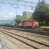 5461レ 南松本駅入換作業(2020年5月28日)