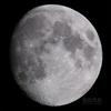 今宵の月(月齢11.999)