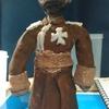 粘土人形制作 ウンゲルン1号 その1