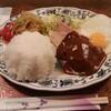 塚越【bon】ボンライス ¥550+ライス大盛 ¥50