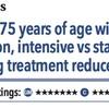ACPJC:Therapeutics 75歳以上の高齢高血圧患者では、厳格降圧治療および通常降圧治療のどちらが心血管イベントを減らすか