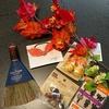 ハロウィンまで約1ヶ月!低予算かつ30分でミニ飾りつくってみた。