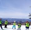 蔵王トレーニング(水戸市民スキー教室)2日目