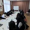 【ボランティア教育】多賀城の災害公営住宅にて講話いただき課題発見ワークショップを行いました