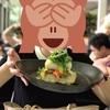 singaporeのPS cafeとやらでエッグベネディクトさんを食す。