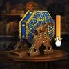 【DQMSL】闘技場ふくびきGPで呪文書100冊集めればバイブル1冊になる