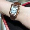 N・K様の腕時計選び【カルティエ】タンク ソロ