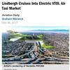 Lindbergh eVTOL air taxi