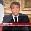 フランスのロックダウンは5/11迄延長になりました