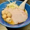 カニトンで豚骨とカニの新しいラーメンを堪能!和え玉もおすすめです