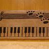 明日はピアノの発表会!