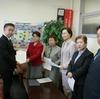 6日、東電川村会長、経団連会長の相次ぐ原発推進発言に県として抗議することを求める申し入れ