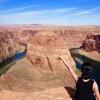 《アメリカ》グランドサークル 無料で楽しむフォトジェニックな絶景スポット ホースシューベンド情報