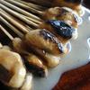 創業1000年越え、今宮神社門前の「一文字屋和輔」のあぶり餅(京都府京都市)