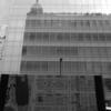 東京国立近代美術館フィルムセンターの傍で撮影の不思議写真と残尿忠臣蔵映画記事こぼれ話