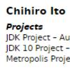 OpenJDK の Author になりました