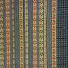 着物生地(189)吉祥花間道手織り紬