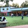 【シェアグリーン 南青山】都会のど真ん中に突然現れる憩いの広場でコーヒーを飲もう