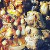 【鶏肉とひよこ豆のトマト煮】