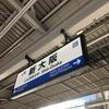 JRおおさか東線の各駅の開業日は…