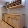 注文住宅WEB内覧会 木製造作キッチン。その3
